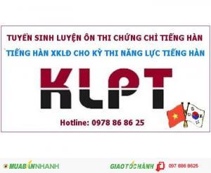 Hà Nội: Luyện ôn các lớp Tiếng Hàn XKLĐ tại...
