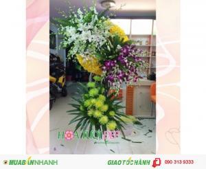 Hoa Kính Viếng - Hoa Đám Tang -  TL073