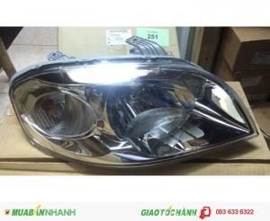 Đèn pha Daewoo Gentra, đèn lái Gentra giá tốt nhất
