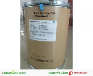 Vitamin B1 HCl đật cấp độ feed grade