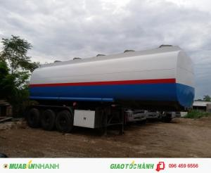 Móc chở xăng dầu 40 khối