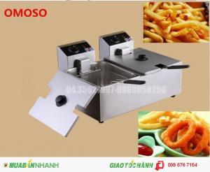 Bếp chiên khoai tây, bếp chiên nhúng, bếp chiên đơn, bếp chiên điện OZ-81 giá rẻ.