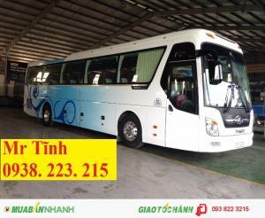 Xe khách Thaco 47 chỗ; xe khách Universe 47 ghế; xe khách Thaco TB120s; xe khách 45-47 chỗ trường hải