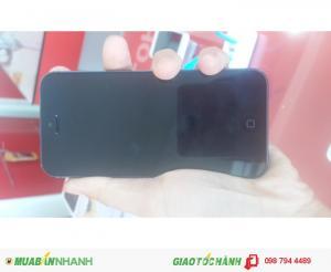 Máy ip5 lock đen