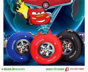 Balo hình bánh xe