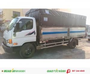 Veam HD800-TMB 8 tấn, Động cơ - Cầu - Hộp số Hyundai Hàn Quốc 100%