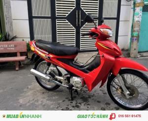 Honda Future, màu đỏ , đang sử dụng, nguyên thuỷ