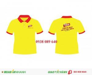 Thiết kế áo thun đồng phục quảng cáo giá rẻ