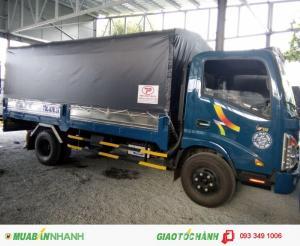 Xe Tải VEAM VT350 - 3.5T - Liên Doanh Hàn Quốc - Thùng 4.885M - Trả Góp Tới 5 Năm