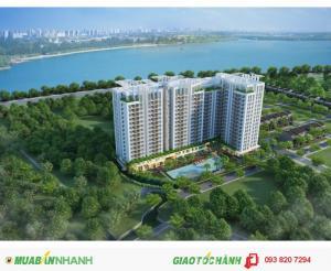 Hot! Chỉ 200 triệu sở hữu ngay căn hộ cao cấp mặt tiền sông SG, Phạm Văn Đồng