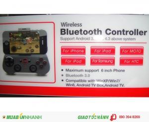 Tay cầm chơi game Bluetooth iPega 9017S,mới 100%