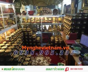 Cơ sở sản xuất trống đồng đông sơn,ngọc lũ_quà tặng văn hóa Việt