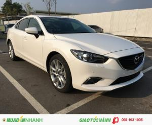 Bán Mazda6 2.0L AT Hưng Yên - Hải Dương ƯU ĐÃI KHỦNG HỖ TRỢ TRẢ GÓP 80%