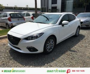 Bán Mazda3 Sedan 1.5L AT Hưng Yên - Hải Dương ƯU ĐÃI KHỦNG HỖ TRỢ TRẢ GÓP 80%