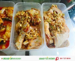 Bán gà mái dầu Tây Ninh đặc biệt ngon - tẩm ướp miễn phí