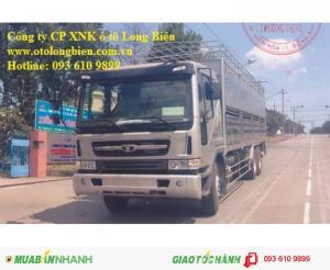 Xe chở gia súc, xe chở lợn 3-5 tấn, 7-10 tấn, 3 chân, 4 chân Hyundai, Daewoo 2016