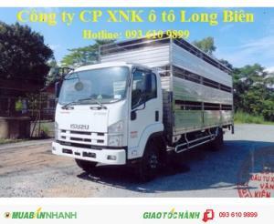 Xe chở gia súc, xe chở lợn 3-5 tấn, 8-10 tấn, 3 chân Hino, Isuzu 2016