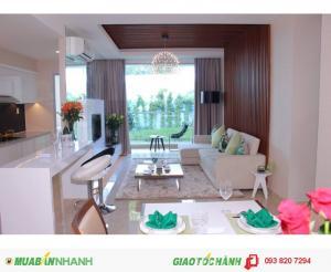 [Mở bán] căn hộ 1,4 tỷ/căn 2PN, kề sông SG, mặt tiền PVĐ, cách cầu Bình Triệu 800m