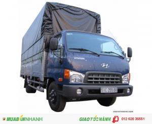 Đại lý Bán Xe Tải Hyundai HD65 2,5Tấn, hỗ trợ 80%, giao xe ngay