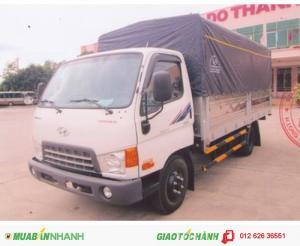 Bán Hyundai HD65 2500 kg, tặng thuế trước bạ, giá 565 tr