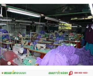 Xưởng may gia công Trang Trần chuyên gia công hàng thời trang giá rẻ