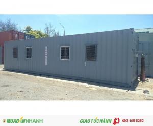 Bán, Cho Thuê Container Văn Phòng Giá Rẻ tại Hà Tĩnh