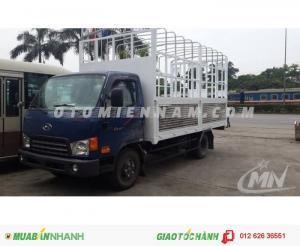 Bán HD72 xe Hyundai 3.5 tấn. Tặng 100% phí trước bạ khi mua HD72
