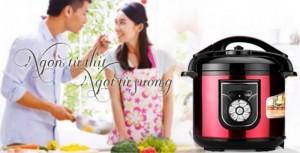 Nồi Áp Suất Đa Năng YASHIMA, món đồ dùng cần có trong căn bếp nhà bạn - MSN383069