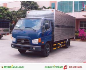 Tổng đại lý phân phối xe tải Hyundai HD72 3.5 tấn. Giá cả hợp lý