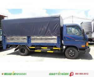 Các lý do dòng xe Hyundai HD99 6.5 tấn bán chạy nhất thị trường xe tải
