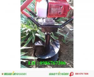 Địa chỉ bán máy khoan đất.máy đào lỗ trồng cây giá rẻ tại hà nội.