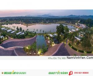 Bán lô biệt thự song lập 300m2 sau BIg C Phường Khai Quang