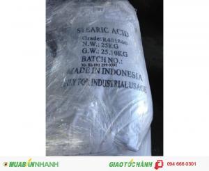 Mua bán Axit Stearic, Acid Stearic, Axit béo, Acid béo, C18H36O2