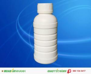 Chai nhựa ngành nông dược