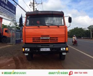 Kamaz ben 17,9 tấn nhập khẩu nguyên chiếc từ Nga.