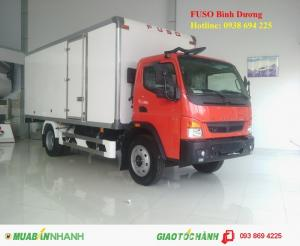 Xe tải New Fuso Fighter Fi 12T 2016