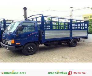 Xe Tải Hyundai Hd800 8 Tấn Động Cơ Hyundai