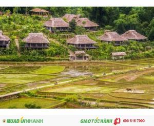 Du lịch Mai châu Pu Luông
