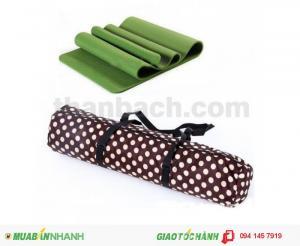 Thảm Yoga có túi đựng 0.6x171x61