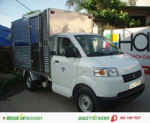 Xe tải nhẹ suzuki carry pro 740 kg | xe tải suzuki nhập khẩu 740 kg