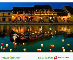 Du lịch Đà nẵng Hội An 5 ngày