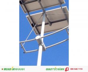 Bộ đèn năng lượng mặt trời chiếu sáng công cộng
