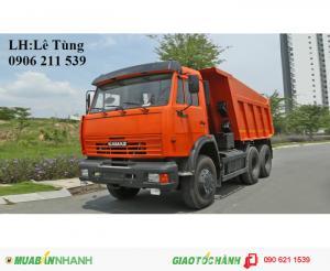 Xe Kamaz-Nhập khẩu 100% CHLB Nga-Giá tốt
