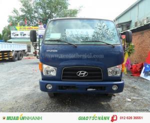 Bán xe tải hyundai HD78, xe tải hyundai 4,5 tấn nhập khẩu, lắp ráp