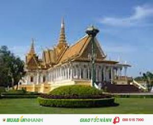 Du lịch Siem reap Phnompenh 4 ngày