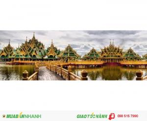 Du lịch Bangkok Pattaya 5 ngày