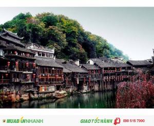 Du lịch Trương gia giới Thiên môn sơn phượng hoàng cổ trấn 6 ngày