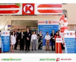 Cần thuê nhà khu vực Trung Tâm Tp HCM mở siêu thị mini