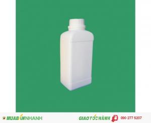 Chai nhựa 250ml, hủ nhựa 250ml hdpe sử dụng trong ngành hóa chất