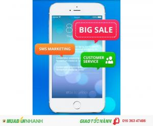 Cung cấp dịch vụ SMS brandname (Tin nhắn thương hiệu)